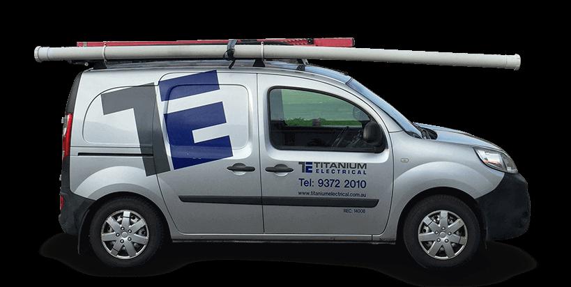 Titanium Electrical - Car